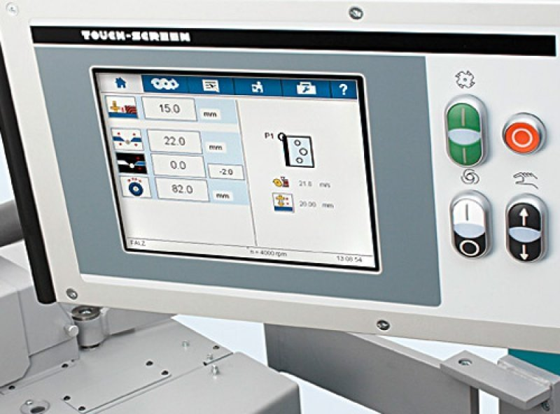 Freesmachine Flex T 27