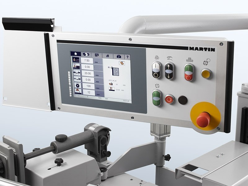 Freesmachine martin Flex T 27