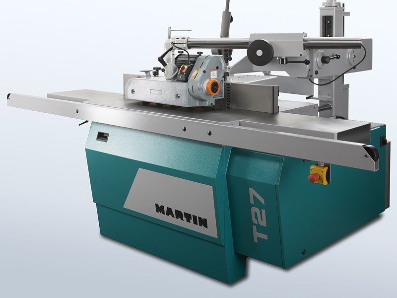 T 27 Flex martin freesmachine